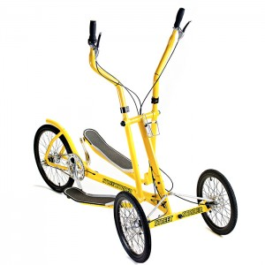 StreetStrider Summit ETX 8r Solar Yellow