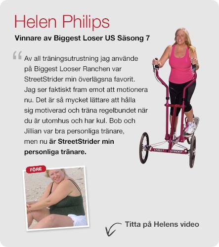 Vi älskar StreetStrider - Helen Philips