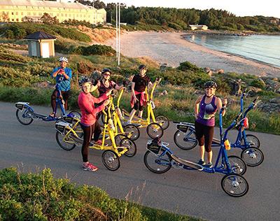Golden Wellness - Team Sweden - Streetstrider